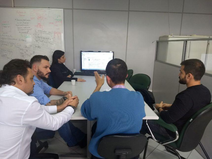 Município estuda implantar sistema eletrônico para gestão de processos