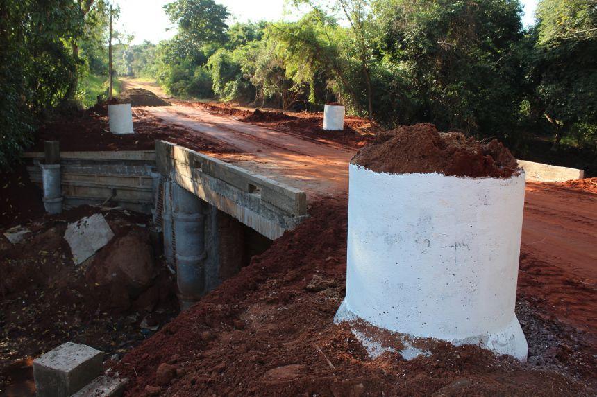 Prefeitura finaliza recuperação da Estrada do Macuco