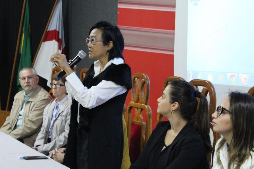 Capacitação discutiu garantia de direitos de crianças e adolescentes vítimas de abuso