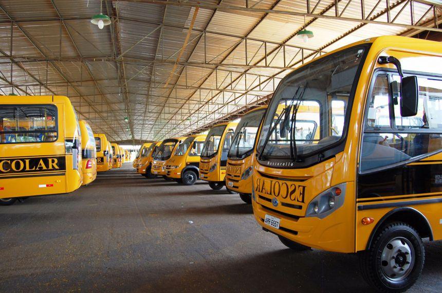 Secretaria de Educação emite nota a respeito do transporte escolar