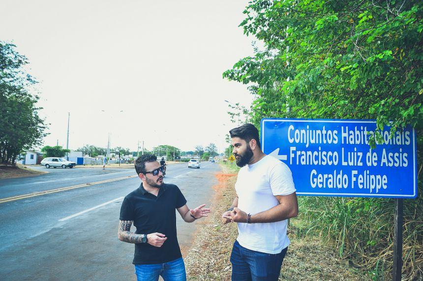 Prefeitura finaliza projeto de duplicação da rodovia de acesso aos novos conjuntos