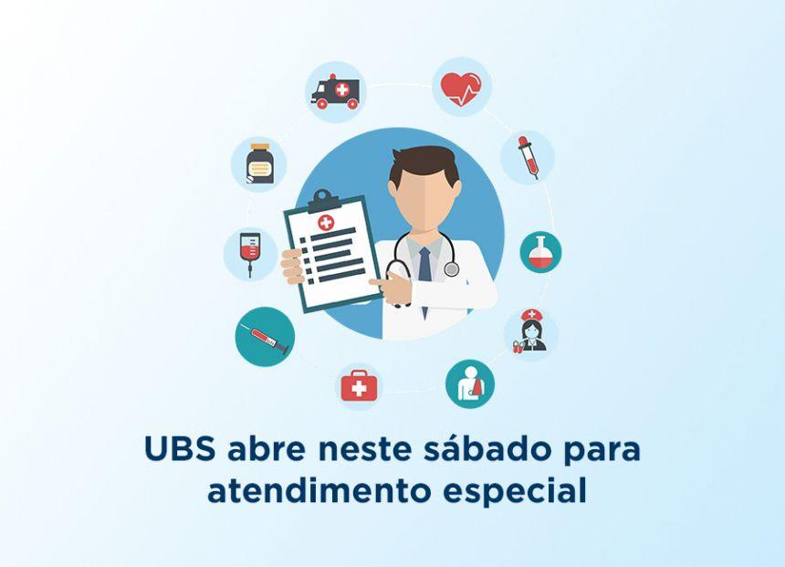 UBS de Mandiocaba abre para atendimento especial neste sábado