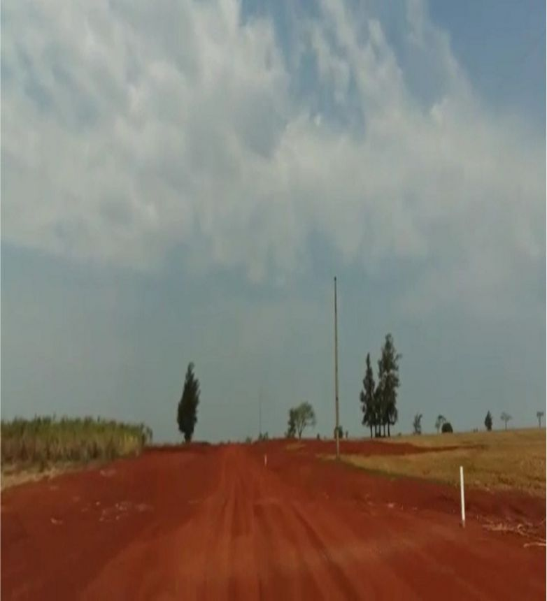 Agricultura libera estrada rural que estava interditada há quase três anos