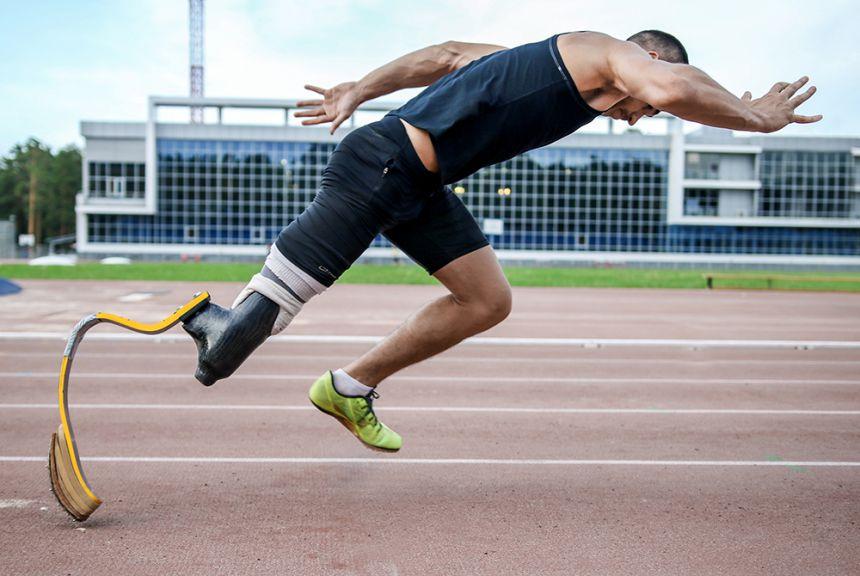 Associação inicia aulas gratuitas de atletismo para atletas paralímpicos