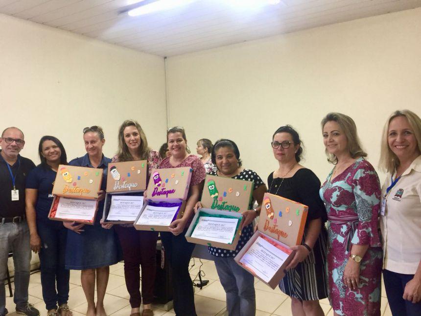 9 escolas e 3 Centros de Educação Infantil recebem Certificado de Destaque na Alfabetização