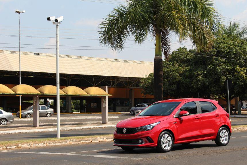 Prefeitura retira radar móvel das ruas de Paranavaí