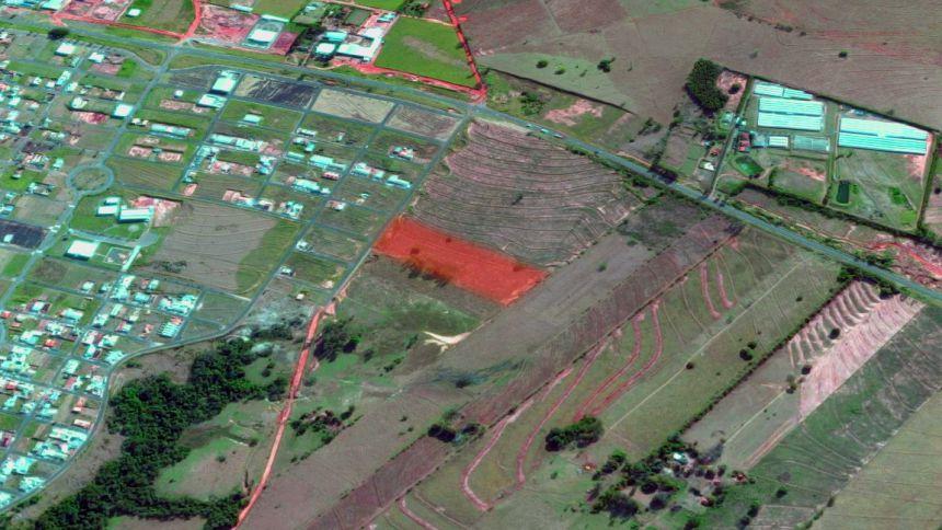 Prefeitura envia à Câmara projeto para doação de terrenos no Centro Administrativo