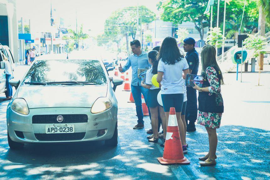 Número de mortes no trânsito de Paranavaí caiu 78% em 2017