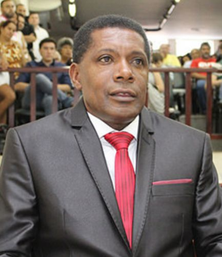 Luiz Aparecido da Silva (Mancha da Saúde)